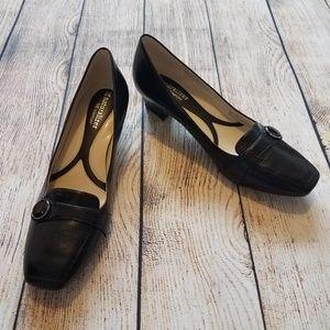 Naturalizer N5 Fulton Slip-On Black Loafer 8N NWOT
